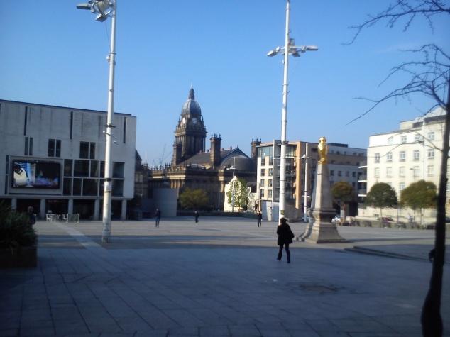 Millenium Square Leeds