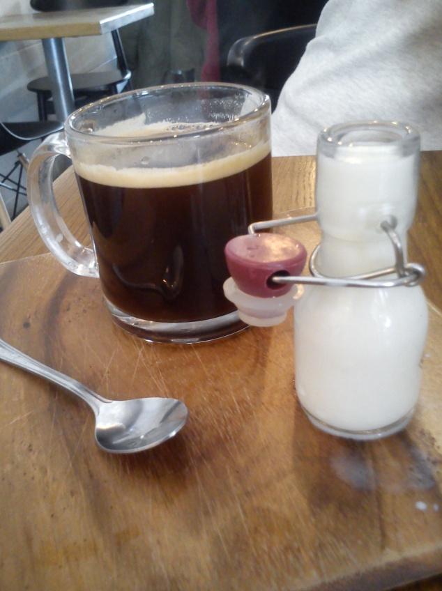 Coffee Whites Deli