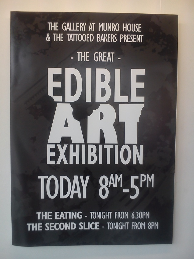 Edible Art Show