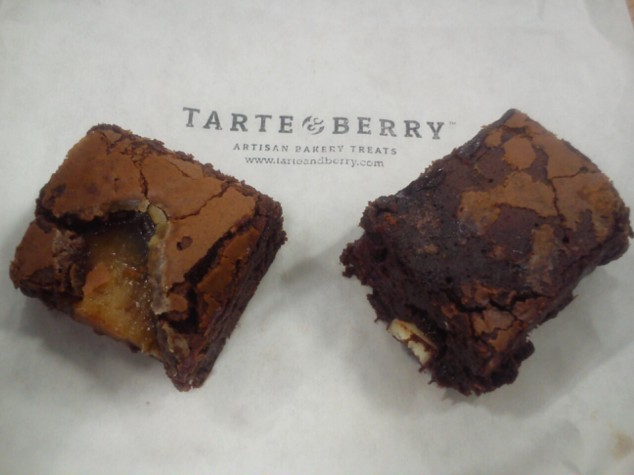 Yorkshire Post Food and Drink Show - Tarte & Berry