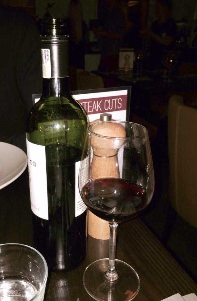 Rare Leeds-wine