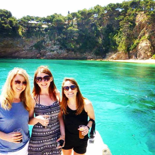 TBEX boat trip