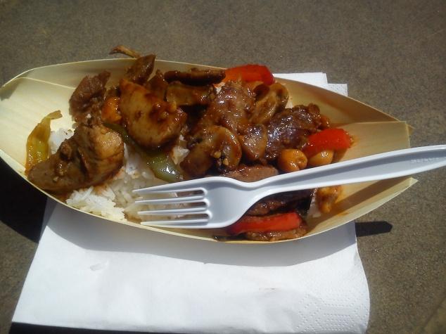 Thai Edge at Leeds Food & Drink Festival