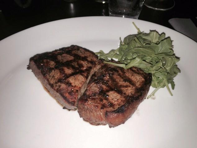 Steak at Rare