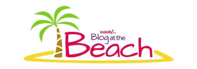 icelolly.com Blog A The Beach logo