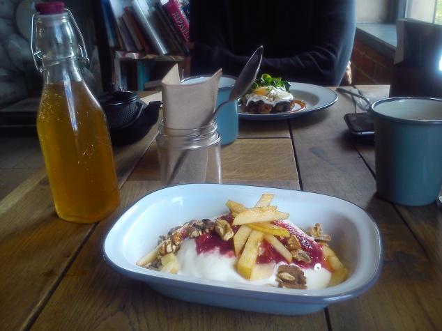 Breakfast as Northern Monk Refectory