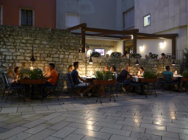 Restaurant Groppo, Zadar