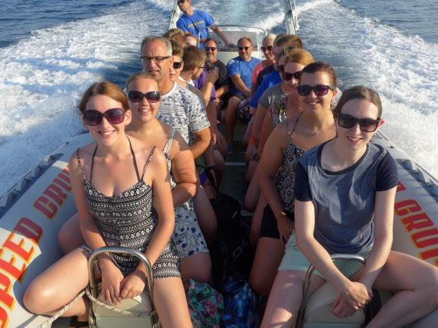 Kornati speedboat tour, Zadar