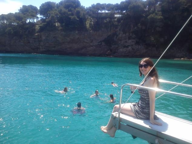 TBEX boat trip, Lloret de Mar