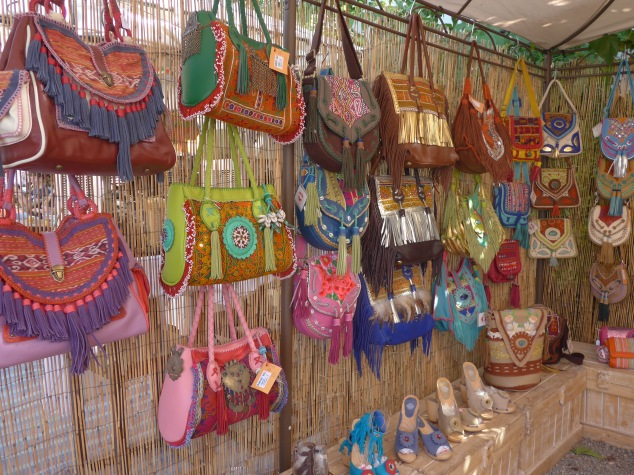 Bags, Las Dalias Hippy Market, Ibiza