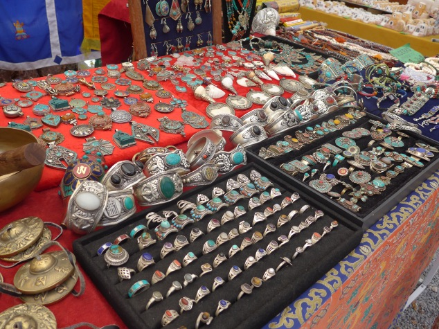 Jewellery, Las Dalias Hippy Market, Ibiza