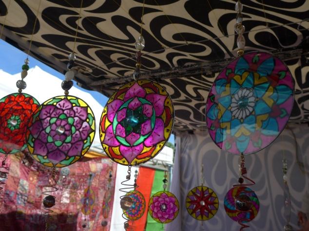 Las Dalias Hippy Market, Ibiza