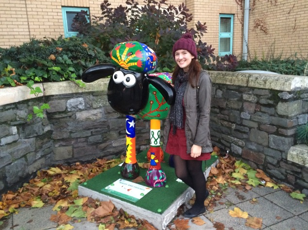 Shaun the Sheep, Bristol