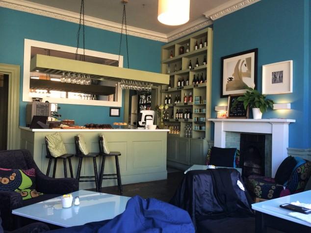 Frederick's Coffee House, Edinburgh