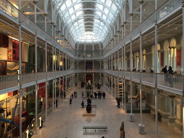 National Museum of Scotland, Edinburgh
