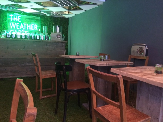 The Weather Cafe, Leeds