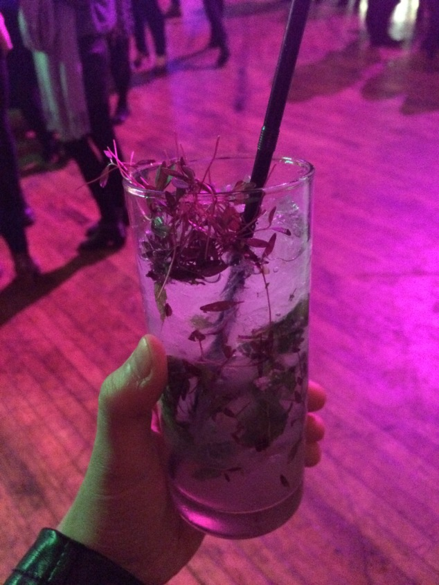 Botanist at Cocktails in the City