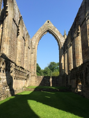 Priory ruins, Bolton Abbey