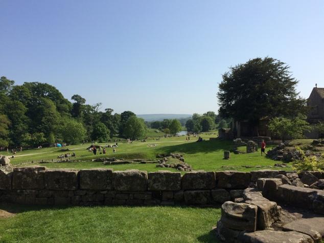 Bolton Abbey, Yorkshire