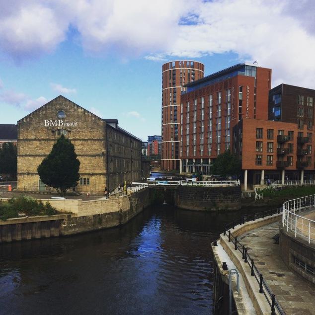 Granary Wharf, Leeds