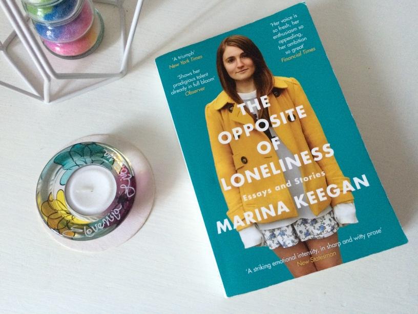The Opposite of Loneliness, Marina Keegan