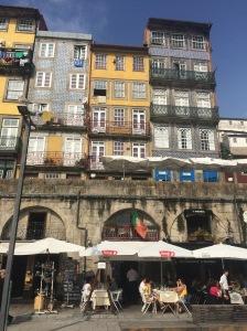 The Ribeira, Porto