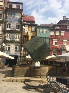 Ribeira Square, Porto