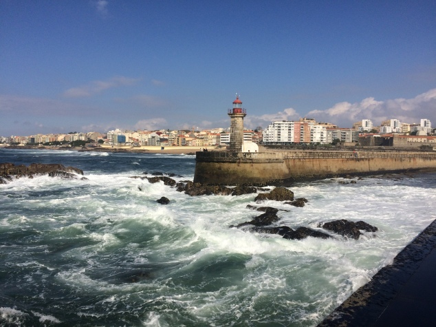 Foz lighthouse, Porto