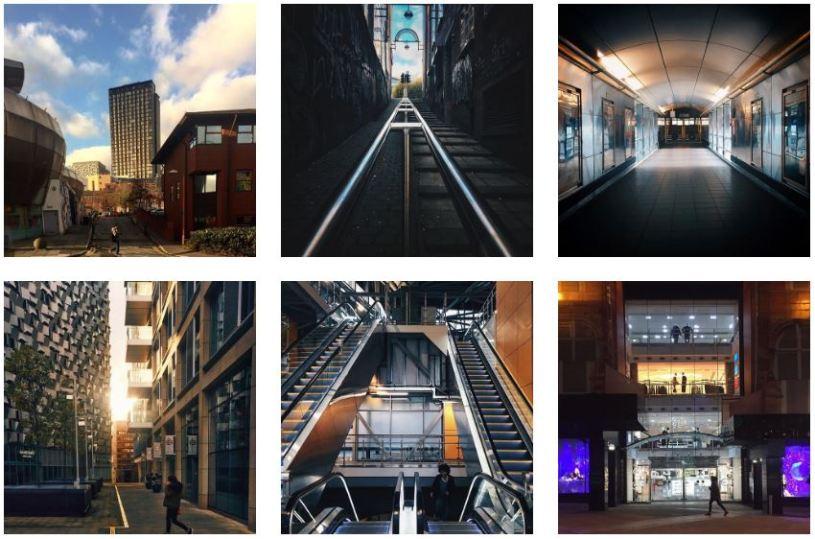 Leeds Instagrammers - Uneven Edits