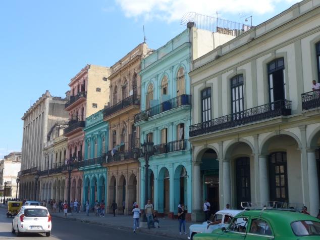 Street in Havana, Cuba