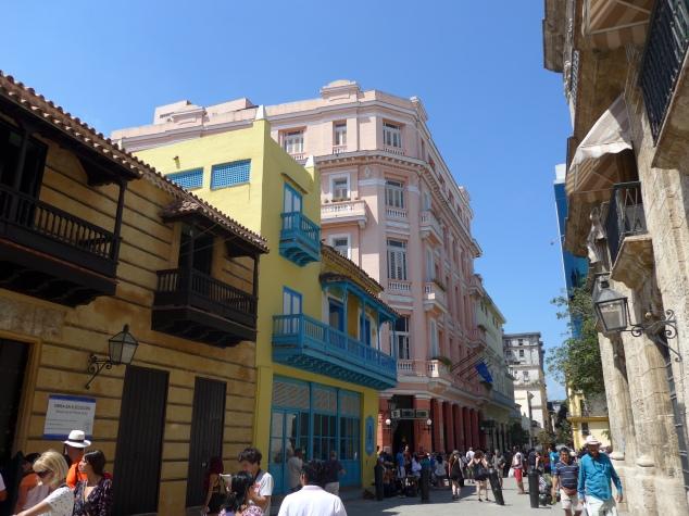 Calle Obispo, Old Havana