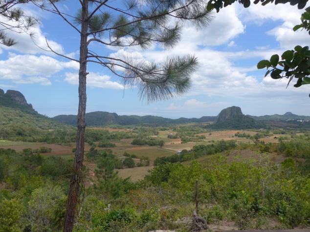 Mogotes in Vinales Valley, Cuba
