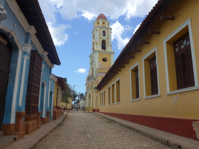 Convent of St Francis of Assisi in Trinidad, Cuba