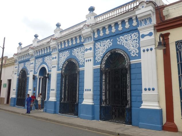 Building in Camaguey, CUba
