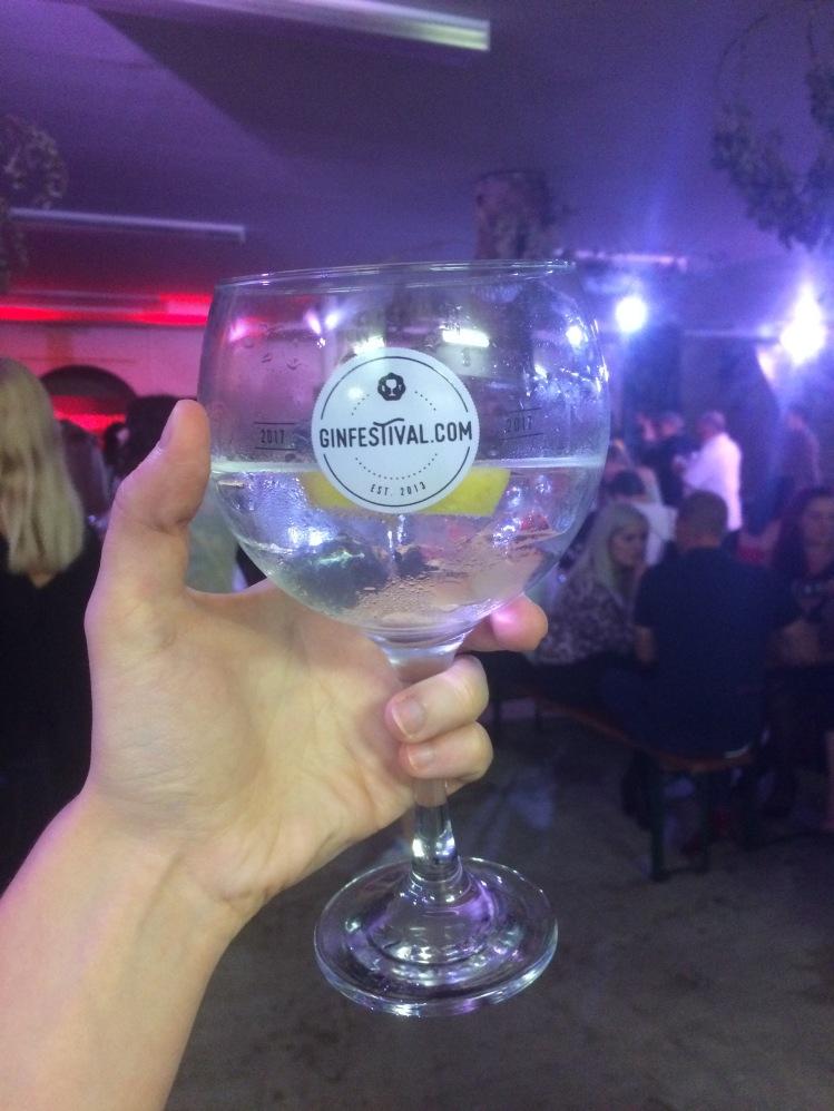 Leeds Gin Festival 2017