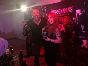 Brockmans at Leeds Gin Festival 2017