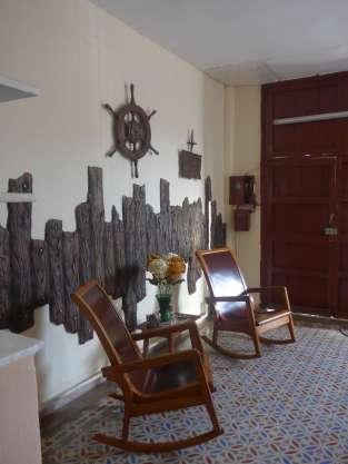Casa particular in Cienfuegos, Cuba
