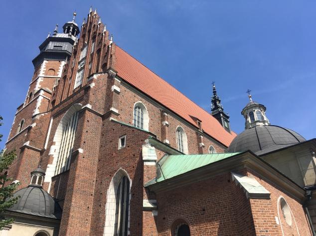Corpus Christi Basilica in Kazimierz, Krakow