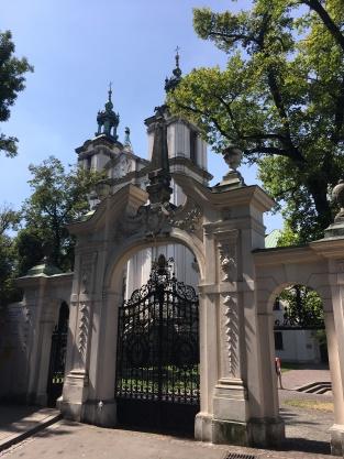 Church on the Rock, Krakow